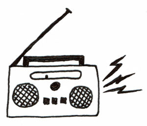 A community radio station is a useful tool for church promotion.