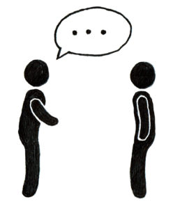 Word-of-mouth communication for church promotion